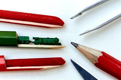 Virgin Trains unveils world's smallest exhibition
