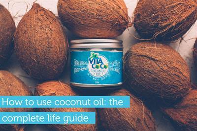 Vita Coco unveils 'go-to hub' for coconut oil