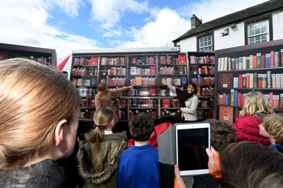 Vodafone and the British Library team up for Shakespeare experience