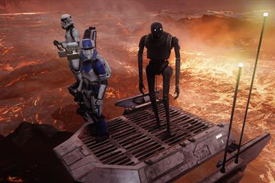 Lucasfilm unveils hyper reality Star Wars experience