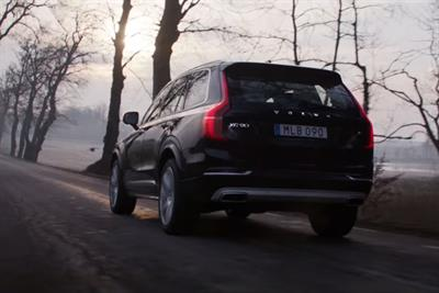 Volvo gets emotional for 'trackvert' tie-up with Swedish artist Avicii