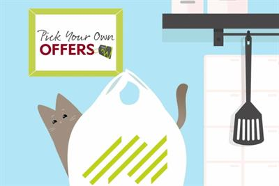 Waitrose 'Pick Your Own Offers' loyalty scheme has helped it outpace the market