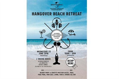 Universal to create Hangover Beach Retreat as part of Cannes Lions