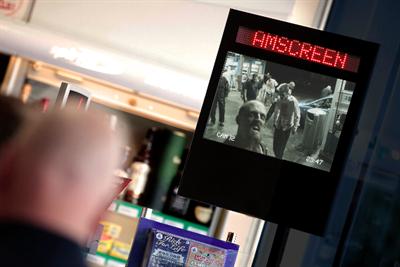 Zombie CCTV footage haunts UK petrol stations to celebrate The Walking Dead
