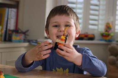 Lego calls on kids to create a 'kronkiwongi'