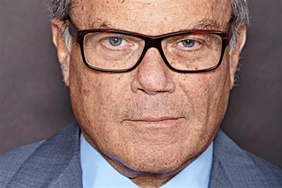 Martin Sorrell's pay leaps 44%