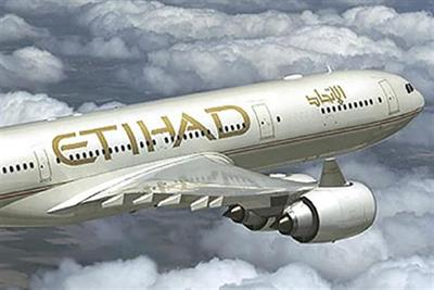 Etihad Airways shops for direct marketer