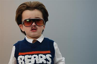 Super Bowl babies dress as football legends in NFL's own Big Game spot