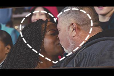 Ad Council uses Pro Bowl Kiss Cam to challenge bias for Valentine's Day