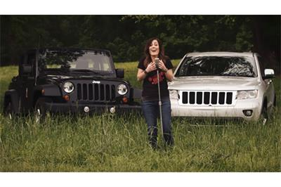 Brand Superfan of the Week: Jeep's Kelley Buttrick