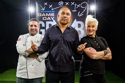 PepsiCo partners with Tastemade for Super Bowl cooking contest video series