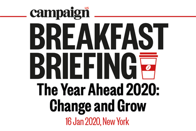 Campaign Breakfast Briefing: The Year Ahead: Change & Grow | 16 January 2020