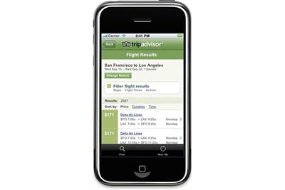 TripAdvisor enhanced ad products tweak mission