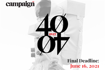 Campaign US 40 Over 40 nominations open for entry