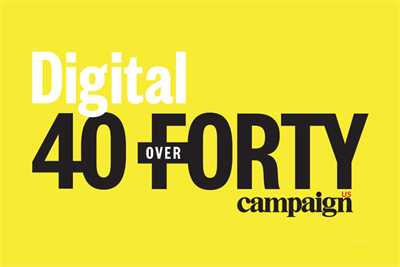 Digital 40 Over 40 | April 2020