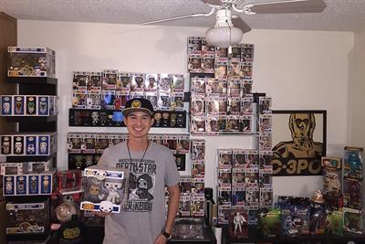 Brand Superfan of the Week: Funko's Bryan Sato