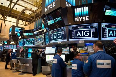 AIG calls creative review as 'U.S. retirement crisis looms'