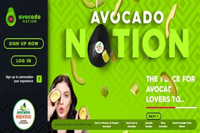 Avocados From Mexico uses AI to drum up consumer engagement