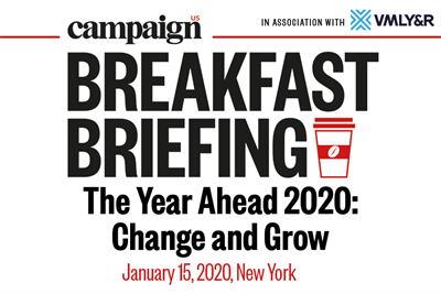 Campaign Breakfast Briefing: The Year Ahead: Change & Grow | January 15, 2020