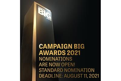 Campaign brings the BIG Awards to the U.S.
