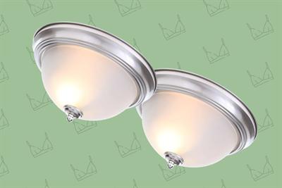 Mitzi Lighting will replace your 'boob lights'