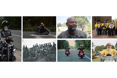BMW Motorrad honors Buffalo Soldiers Motorcycle Club in new docu-series