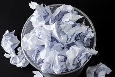 Scrap the tissues