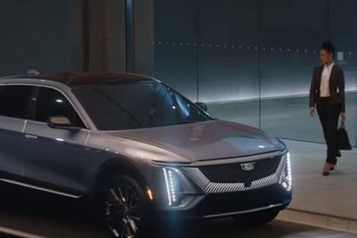Why Cadillac went all in on the Oscars