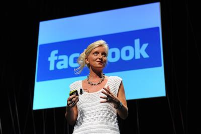 Facebook's Everson: Agencies lagging on mobile creative
