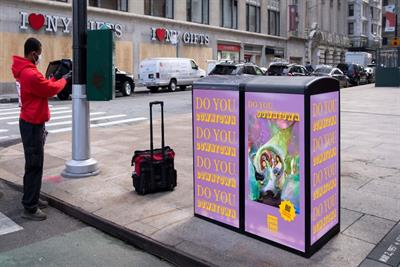 Downtown Alliance says 'Do You' in downtown Manhattan