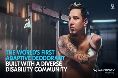 Ad of the week: 'Degree Inclusive'
