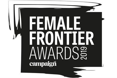 FEMALE FRONTIER AWARDS | Entry deadline 29 November 2019