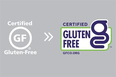 The gluten-free symbol is getting a bolder look