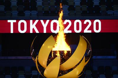 Advertisers proceed — cautiously — around the Olympics