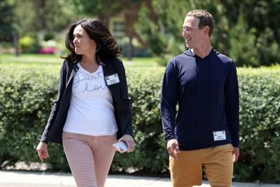 Advertisers will only boycott Facebook in spirit