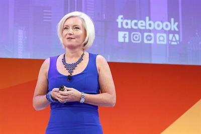 Carolyn Everson is leaving Facebook