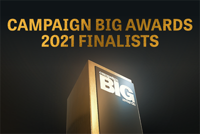 Finalists revealed for the 2021 Campaign US BIG Awards