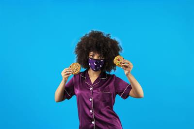 Insomnia Cookies stages a virtual pajama party