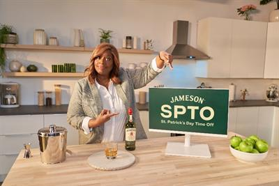 Jameson is paying people $50 to take St. Patrick's Day off