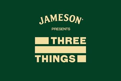 Jameson levels up activations with new global experiential AOR