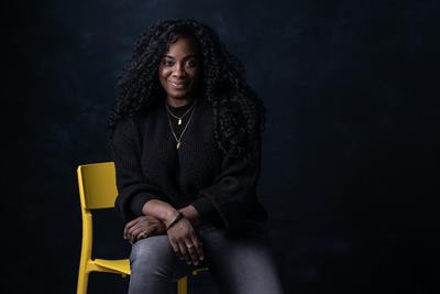 Meet our Female Frontier honorees: Julianna Akuamoah