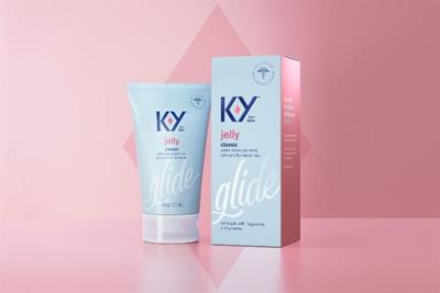 K-Y's redesign to focus more on female sexual enjoyment