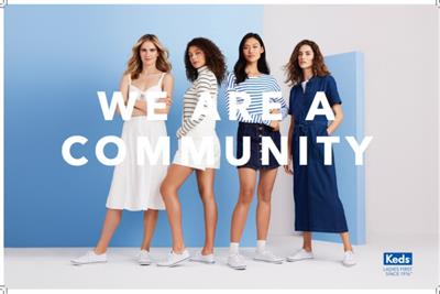 Keds reclaims the definition of 'lady' in new campaign