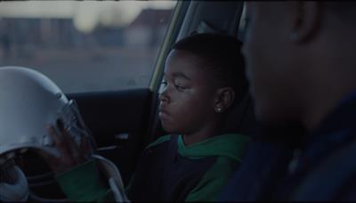 NFL's Josh Jacobs talks to younger self in Kia Super Bowl spot