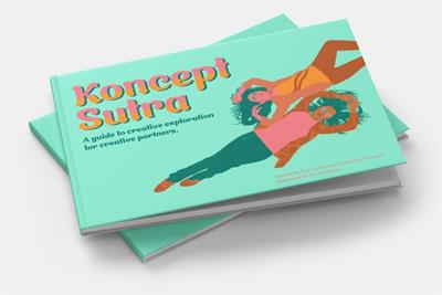 Creatives: Spice up your life with the 'Koncept Sutra'