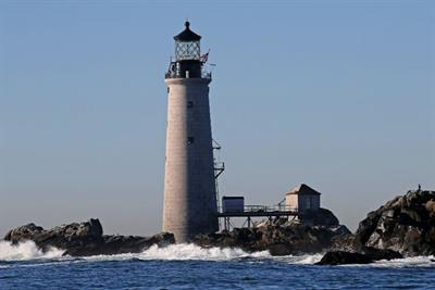 MassMutual uses U.S.' oldest lighthouse to remind us everything will be okay