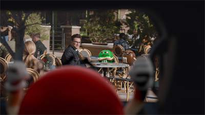"M&M's returns to the Super Bowl with ""Come Together"" ad"