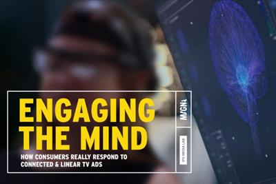 Connected TV ads are more engaging than linear TV