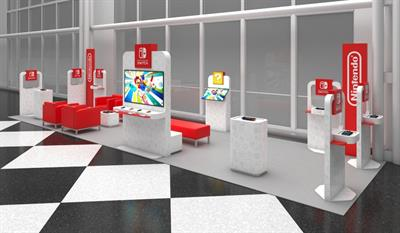 Nintendo Switch's airport pop-ups are just plane awesome