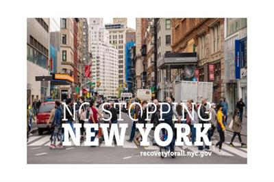 There's 'No Stopping New York' post-pandemic